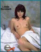 Linda Ronstadt Fake Nude