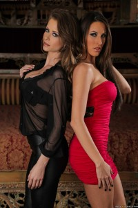photo Brazzers hot and mean emily addison and violet starr