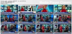 RANDI KAYE workout - cnn - April 14, 2013 - *workout*