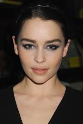 Emilia Clarke - Moda Operandi & St. Regis Hotel & Resorts event in NY 5/4/13