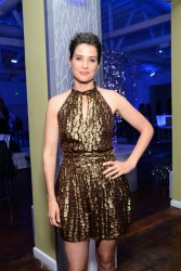 Cobie Smulders - 'Dancing for NED' benefit in LA 5/4/13