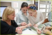 Figure Skater GRACIE GOLD Promotes Pandora Jewelry at Local Store 5/3/13 (38 Pics, Tagged)