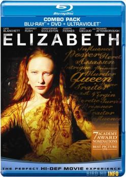 Elizabeth 1998 m720p BluRay x264-BiRD