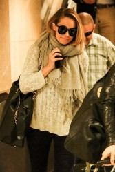 Lauren Conrad - at LAX Airport 5/8/13