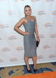 Elisabeth Harnois - 13th Annual Lupus LA Orange Ball in Beverly Hills 5/9/13