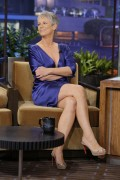 Jamie Lee Curtis - Late Night 19.03.2012 1x UHQ