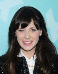 Zooey Deschanel - 2013 FOX Programming Presentation post party in NYC 5/13/13