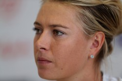 Maria Sharapova - press conference at The Internazionali BNL d'Italia 2013 Day 3 in Rome 5/14/13