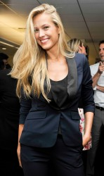 Petra Nemcova - 2013 Commissions For Charity Day in NYC 5/14/13