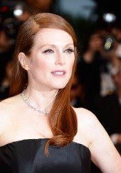 Julianne Moore- 66th Cannes Film Festival at Palais des Festivals May 15,2013