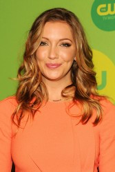 Katie Cassidy - CW Network 2013 Upfront in NYC 5/16/13