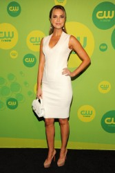 Arielle Kebbel - CW Network 2013 Upfront in NYC 5/16/13
