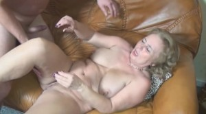 Curly Mature Wife  Cover