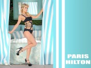 Paris Hilton : Very Sexy Wallpapers x 9