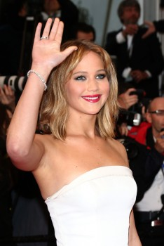Jennifer Lawrence Jimmy P Premiere at the 66th Cannes Film Festival 9