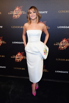 Jennifer Lawrence The Hunger Games Catching Fire Party 15
