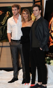 Jennifer Lawrence The Hunger Games Catching Fire Photocall 30