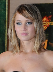 Jennifer Lawrence The Hunger Games Catching Fire Photocall 1