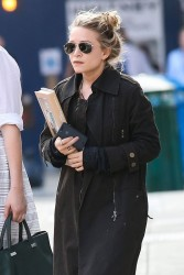 Mary-Kate Olsen - Out and about in NYC 5/20/13
