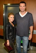 Hayden Panettiere at The Rolling Stones Concert in Los Angeles - May 20, 2013