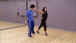 Aly Raisman on Dancing With The Stars - May 20, 2013