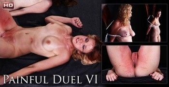 DOWNLOAD from FILESMONSTER:  ElitePain Torture BDSM Extreme Torture  ElitePain Torture   Painful Duel 6 (2012, HD)