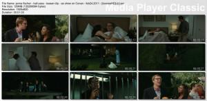 """JENNA FISCHER cleavage - CONAN - """"Hall Pass"""" teaser clip - 2011"""