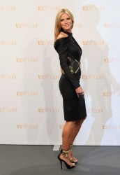 Heidi Klum - Germany's Next Top Model photocall in Berlin 5/27/13