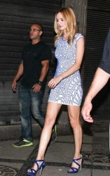Heather Graham - out in Rio 5/29/13