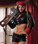 Gina Carano vs Ronda Rousey