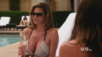 Very Charisma carpenter cleavage opinion you