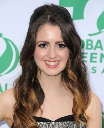 Laura Marano - Global Green USA's Annual Millenium Awards in Santa Monica 6/8/13