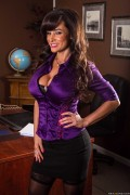Lisa Ann and Ava Addams - Ogling in the Office (6/4) x 254