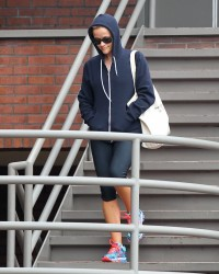 Reese Witherspoon - Going to the gym in Brentwood 6/12/13