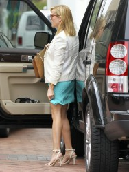 Reese Witherspoon - out in Beverly Hills 6/12/13