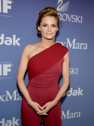 Stana Katic - 2013 Crystal + Lucy Awards in Beverly Hills 6/12/13