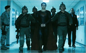 Adegan Superman: Man of Steel - InsideMovies