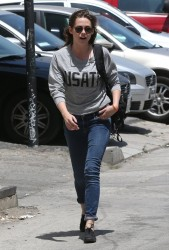 Kristen Stewart - out in Beverly Hills 6/13/13