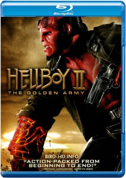 Hellboy II: The Golden Army 2008 m720p BluRay x264-BiRD