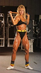 Shelley Beattie pictures and photos Bodybuilding com