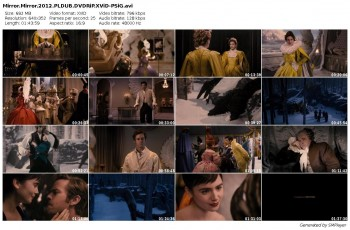 Królewna Śnieżka / Mirror Mirror (2012)