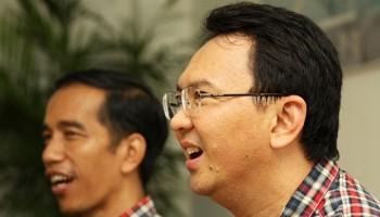 Jokowi dan Ahok / Tempo
