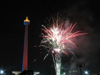 HUT DKI Jakarta ke-486 - Ist.