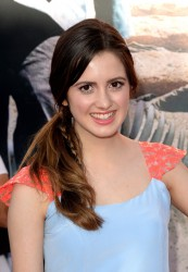 Laura Marano - 'The Lone Ranger' premiere in Anaheim 6/22/13