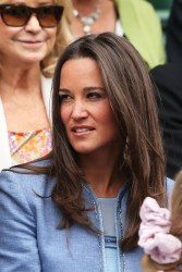 Pippa Middleton - Wimbledon 2013 Day 1 in London 6/24/13