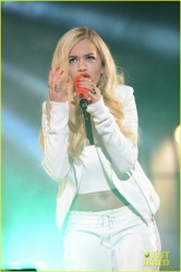 Rita Ora - Isle of MTV Concert in Malta 6/26/13