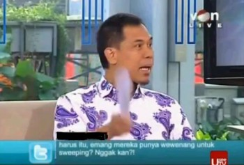 Munarman, Jubir FPI Munarman