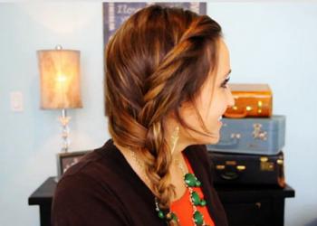 Kepang rambut - YouTube