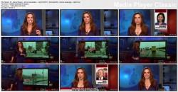 DARYA FOLSOM lowcut - kron4 newsbabe - may 18, 2010