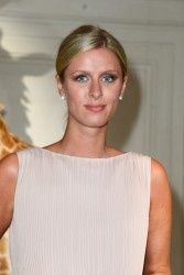 Nicky Hilton - Valentino fashion show in Paris 7/3/13